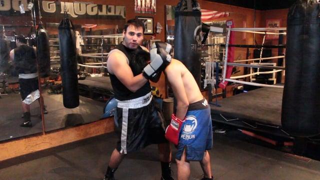 "Jorge's ""Swinging the Bull"" Head Control Tactic"