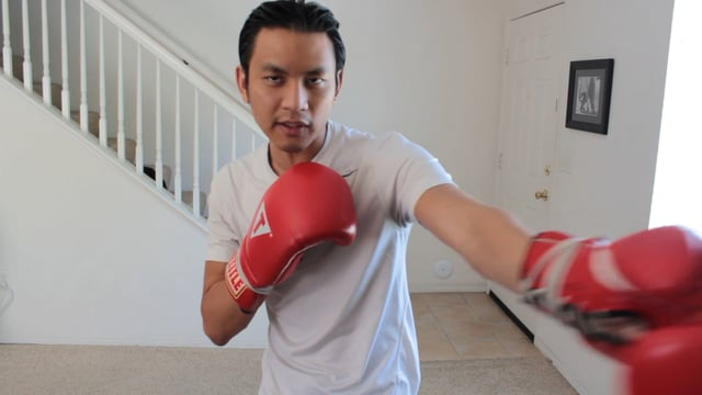 3 Easy Punching Tips for Beginners