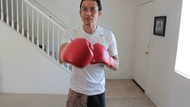 Beginner Sparring Drill – Aerobic Arms