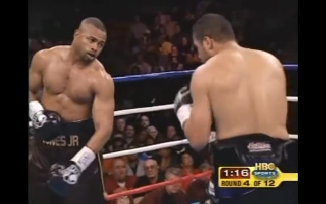 Roy Jones – video study