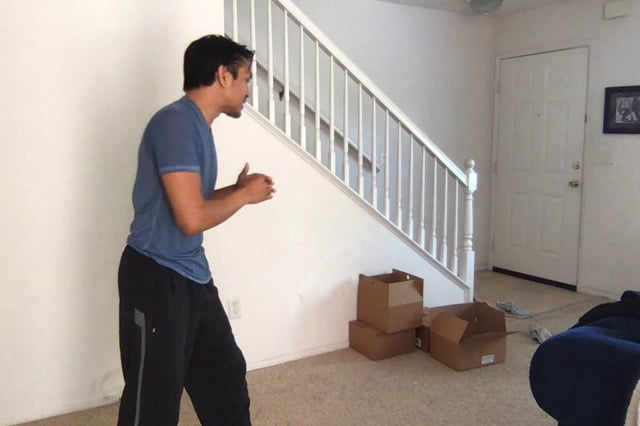 3 Easy Trick Combinations (left shovels, right to body, shoulder punching)