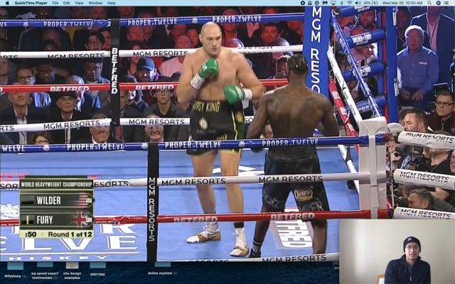 Tyson Fury vs Deontay Wilder – technique analysis